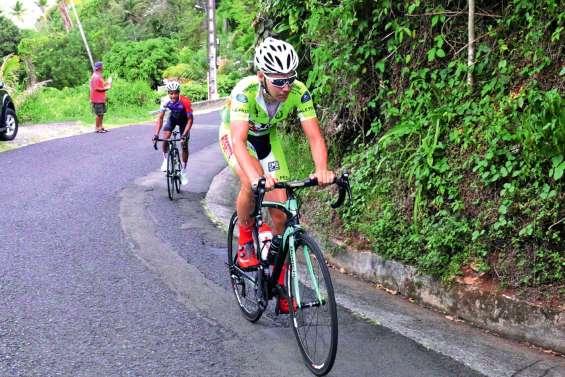 Florian Barket se relance avant le Tour de Martinique