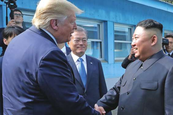 Trump-Kim, un petit pas pour la com ou un pas de géant vers la paix ?