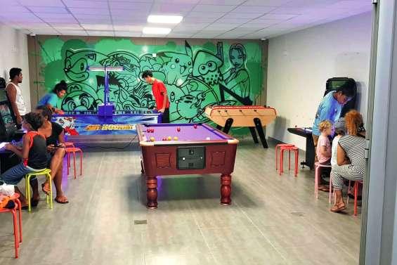 Nocturne et tournoi de jeu vidéo au Café Téari