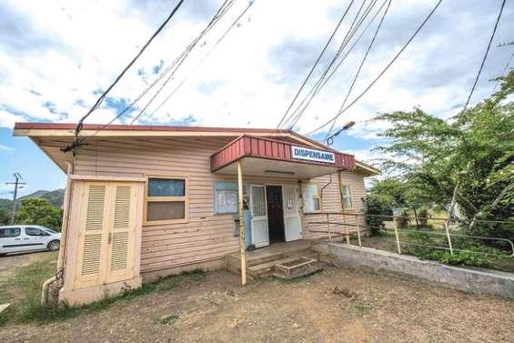 Le dispensaire de Kouaoua à nouveau fermé