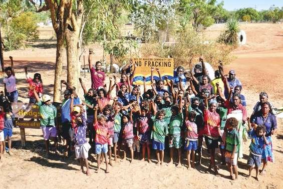 Le Territoire du Nord veut réduire  sa dette avec la fracturation hydraulique