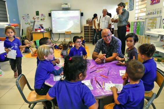 L'école Gustin expérimente la pédagogie Montessori