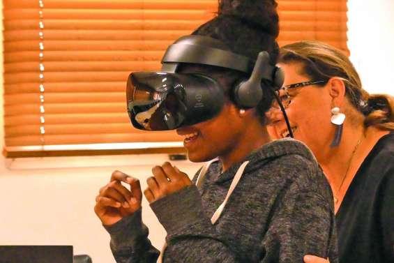 La réalité virtuelle trouve  son utilité dans la formation