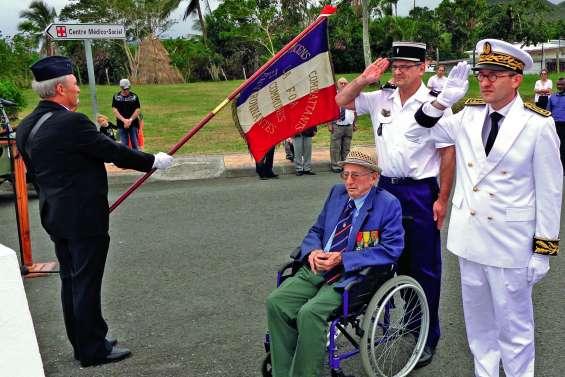 Pierre Guichard, ancien de la Seconde Guerre, s'est éteint