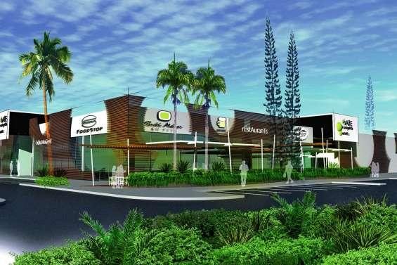 Une nouvelle galerie commerciale s'installera à Magenta en 2020