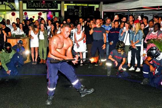 Les festivités du 14 juillet célébrées en avance par la ville et par les pompiers