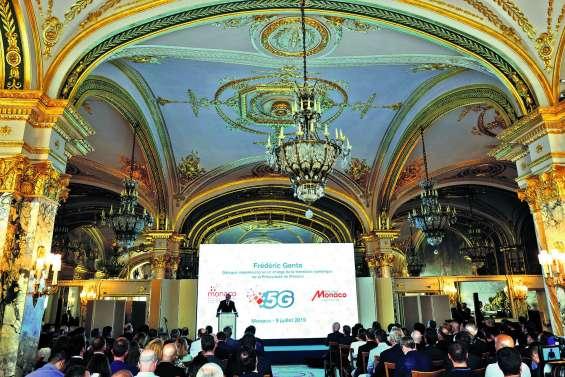 Monaco lance sa 5G et présente son projet de « nation intelligente »