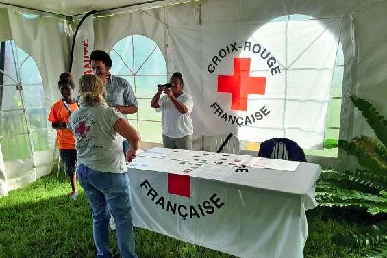 La Croix-Rouge présente son nouveau programme au Sofip
