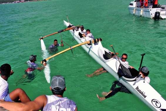 Les Tahitiens titrés, les Calédoniens coulés