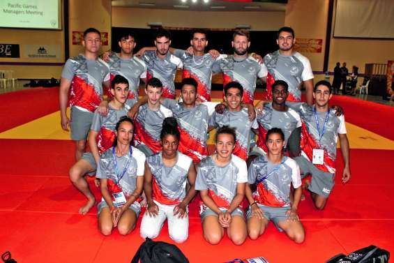 Mode combat activé pour les judokas