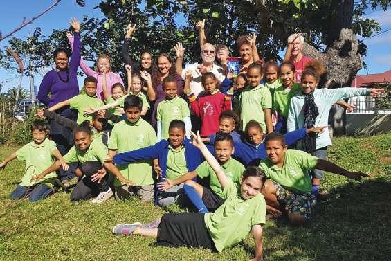 Vingt écoliers de Daniel-Mathieu partiront, en octobre, à Tahiti