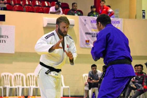 Les judokas calédoniens en nombre sur les podiums