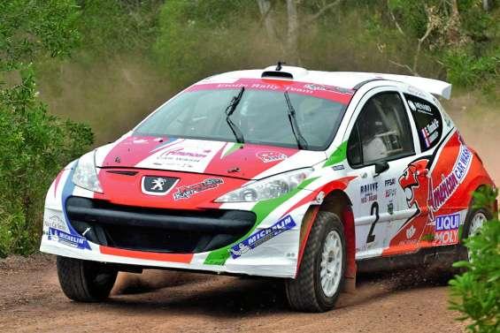 Le Rallye Ronde Sud, trois favoris pour la victoire