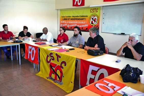 Solidarité NC claque la porte de FO