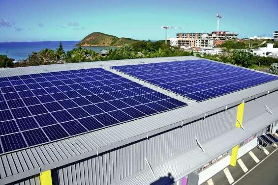 Le gouvernement veut développer le solaire