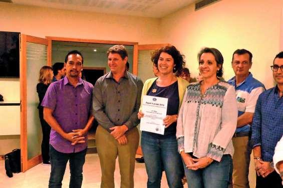 La ville a récompensé douze projets en faveur du handicap