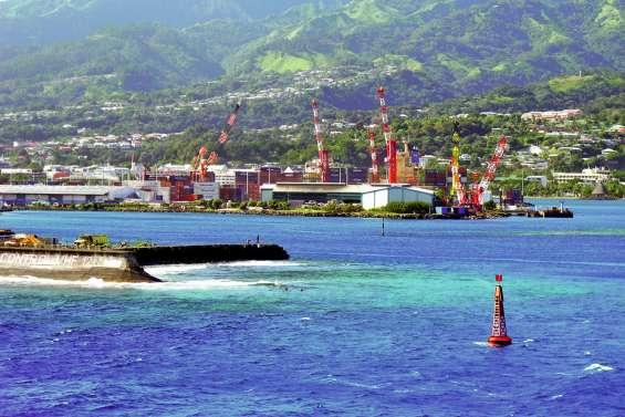 Le creusement de la passe de Papeete prévu en 2020