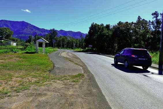 Plus de 93 millions pour la réfection de la route du Mont-Mou