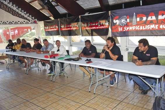 Solidarité NC veut faire bouger l'emploi local
