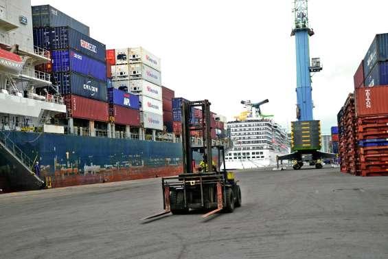 Exercice de sécurité au Port autonome ce matin