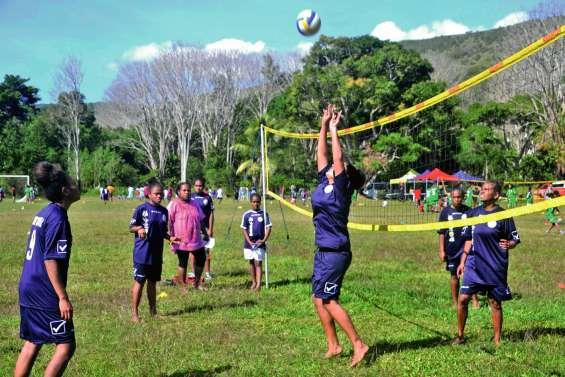 318 jeunes motivés aux Jeux interdistricts