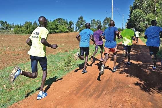 Au Kenya, le dopage pour s'en sortir