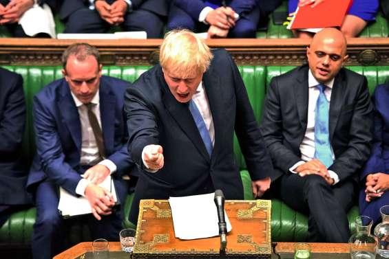 Boris Johnson en Irlande du Nord, province au cœur de l'impasse du Brexit