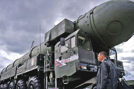 Fin du traité sur les armes entre Moscou et Washington