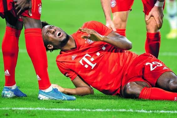 Tottenham gagne, Coman blessé