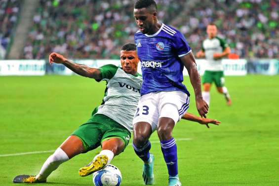Strasbourg écarte difficilement le Maccabi Haïfa