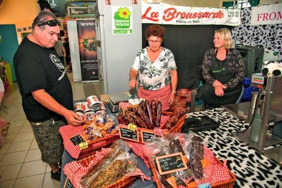Le salon Saveurs et traditions invite à un tour du monde gourmand