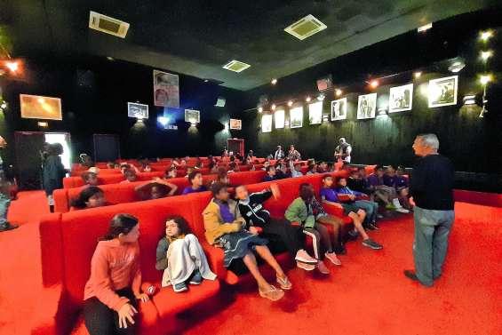 Une plongée sous-marine au cinéma