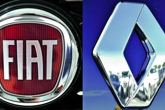 Fiat se dit toujours prêtà discuter avec Renault