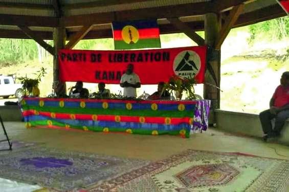 Le Palika attend des réponses lors de la convention du FLNKS