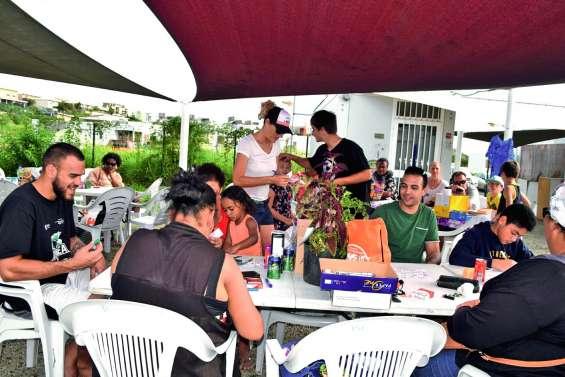 L'AS Dumbéa Basket multiplie les événements hors des terrains