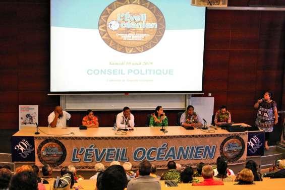 L'Eveil océanien fait le bilan après les provinciales et prépare les municipales