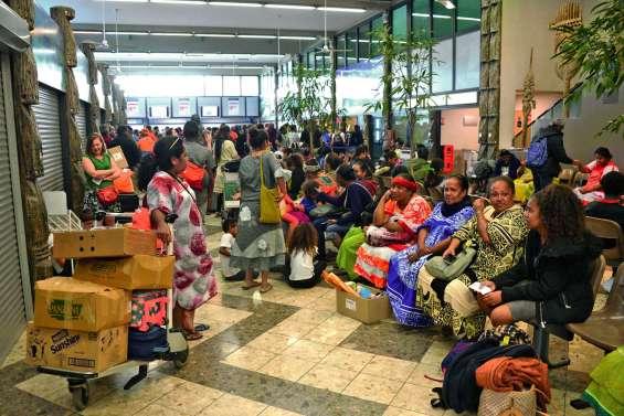 Blocage, panne : la galère des passagers d'Air Calédonie
