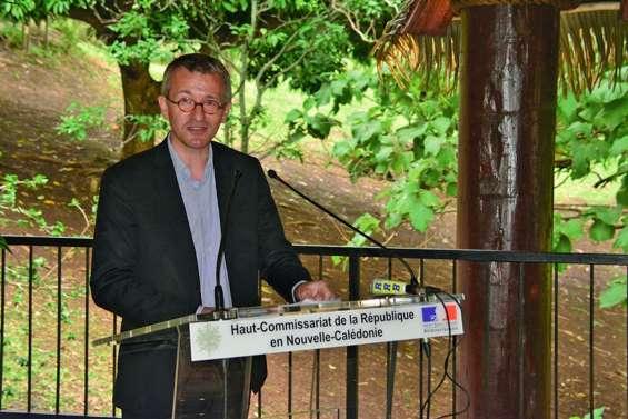 Denis Bruel, représentant de l'Etat, quitte ses fonctions