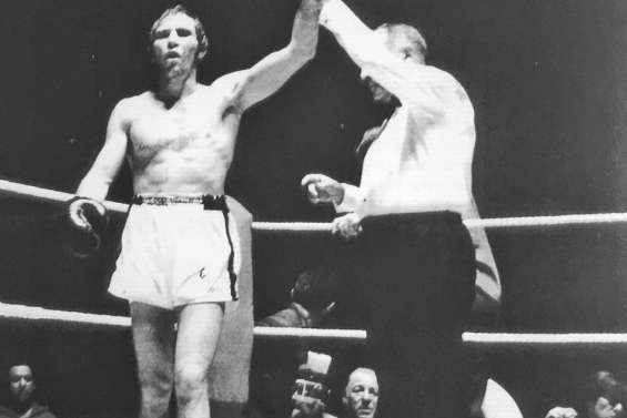 Quand Jean-Claude Bouttier combattait sur le Caillou