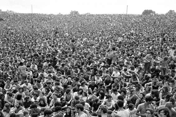 Refaire Woodstock 50 ans après serait impossible