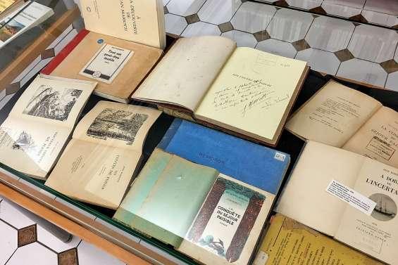 Les ouvrages de Jean Mariotti exposés  à Bernheim pour son anniversaire
