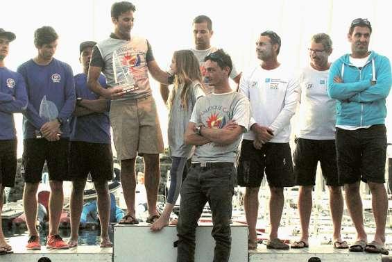 Les Cagous veulent réaliser la passe de trois à la Aircalin Match Race