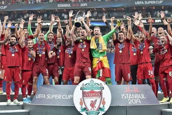 Liverpool sur le toit de l'Europe