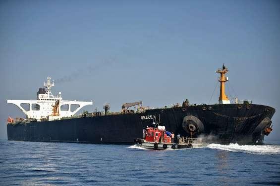 Gibraltar autorise le pétrolier iranien à partir