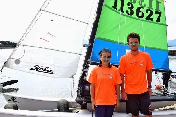 À Brest, deux Cagous embarquent vers le titre national