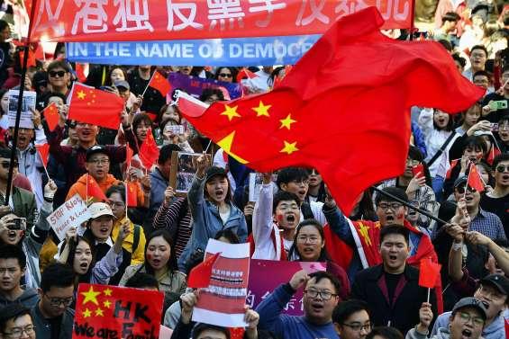 La crise politique autour de Hong Kong divise la communauté chinoise