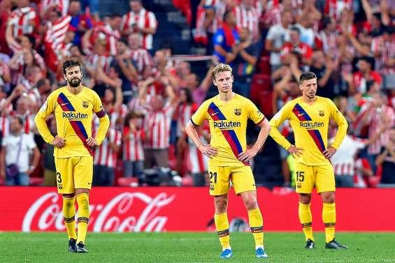 Le Barça chute d'entrée, le Real en profite