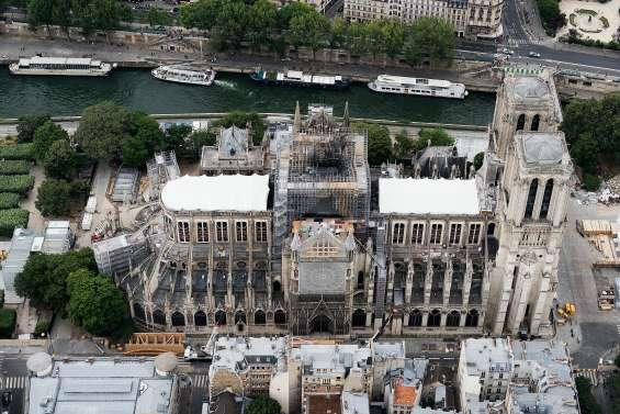 Notre-Dame : le chantier titanesque redémarre