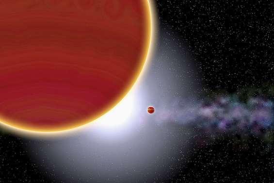 Découverte d'une planète géante à 63,4 années-lumière