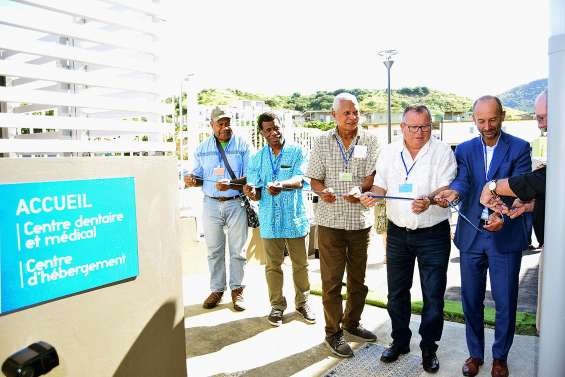 Le complexe Dumbéa Mutualité ouvre ses portes
